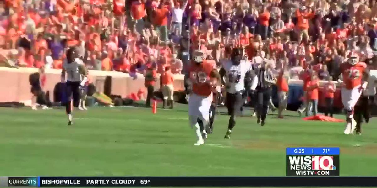Clemson sets sights on fourth straight ACC division title in showdown vs. Boston College