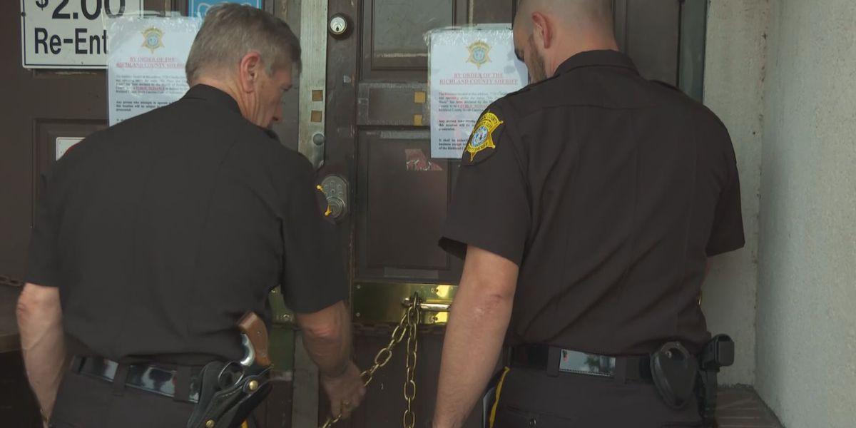 Sheriff Leon Lott shuts down My Place Bar, declares it public nuisance