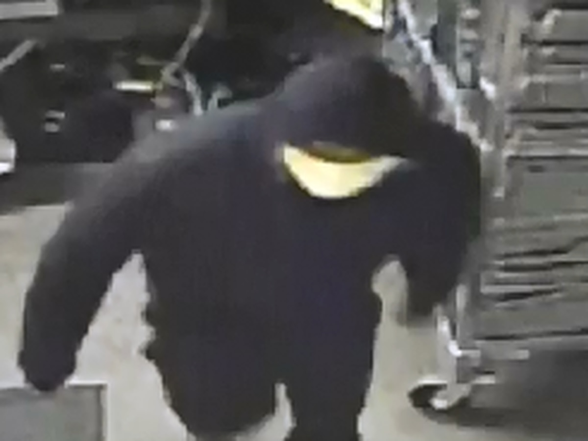 RCSD searching of Dollar General burglary suspect