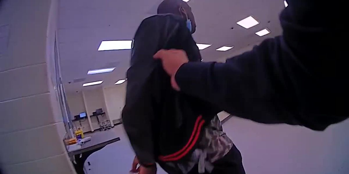 RAW VIDEO: City of North Charleston releases arrest video of man who later died in police custody