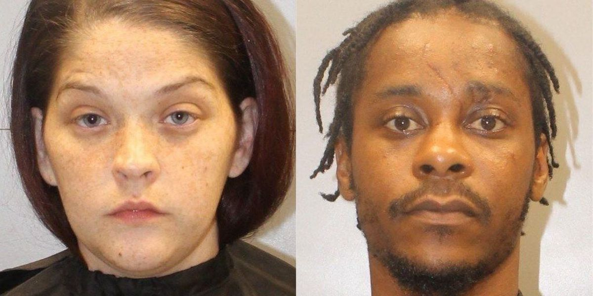 NJ couple who fled with infant with positive drug test detained in SC