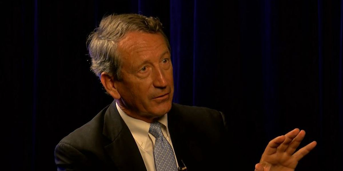 Mark Sanford, ex-South Carolina governor and congressman, launches longshot Republican challenge to President Trump