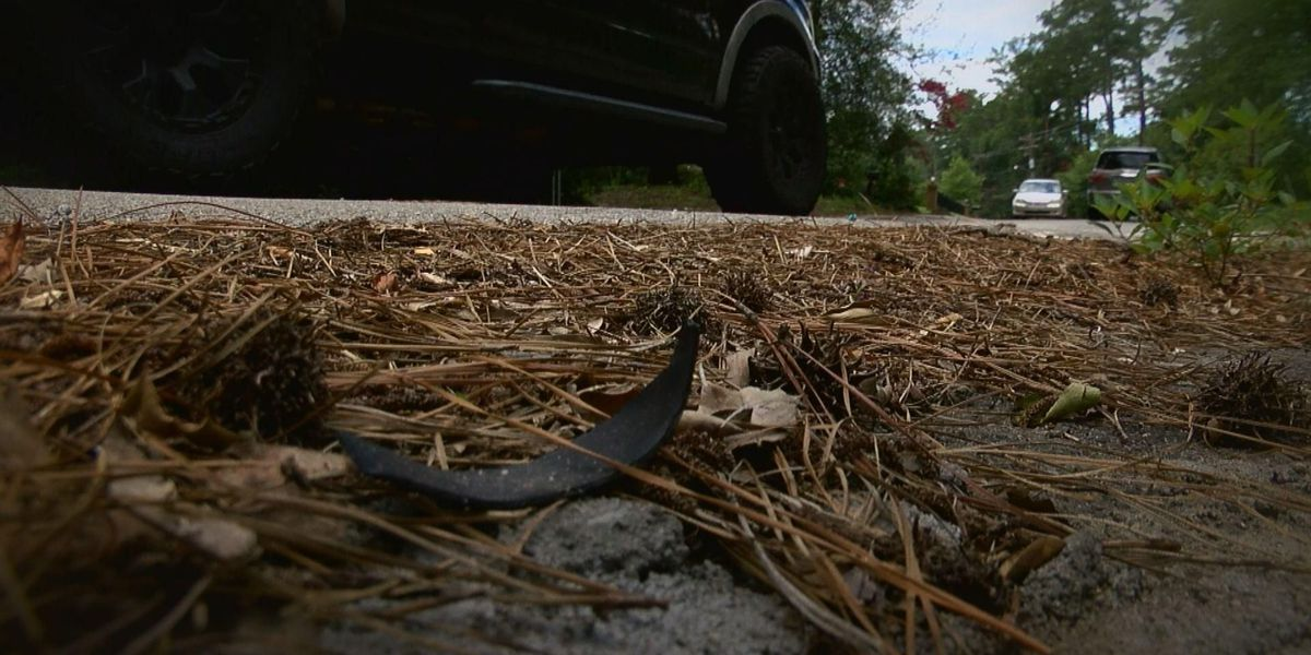 Neighbors say speeding is a problem along busy Columbia road