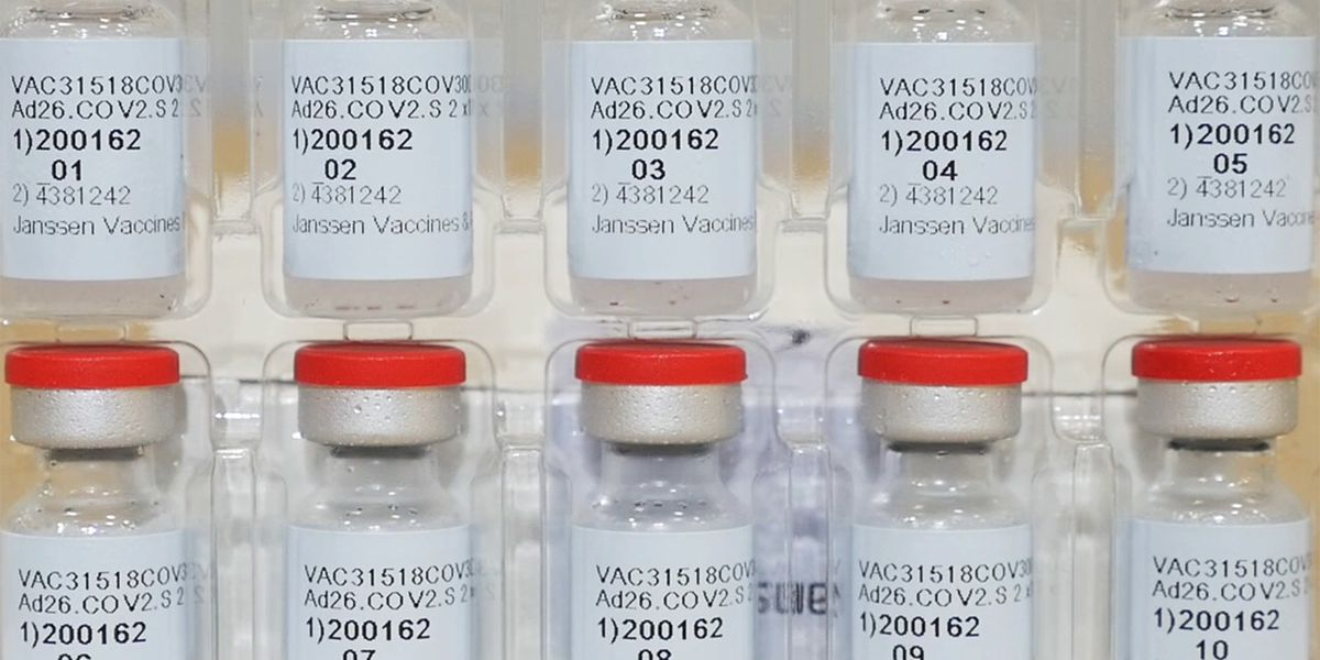 SC immediately pauses J&J vaccines, DHEC says