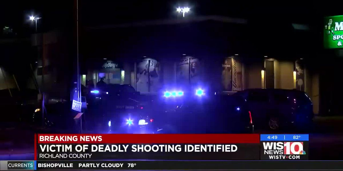 Richland Co. Coroner identifies one of 2 men killed in shooting at McCary's Bar & Grill
