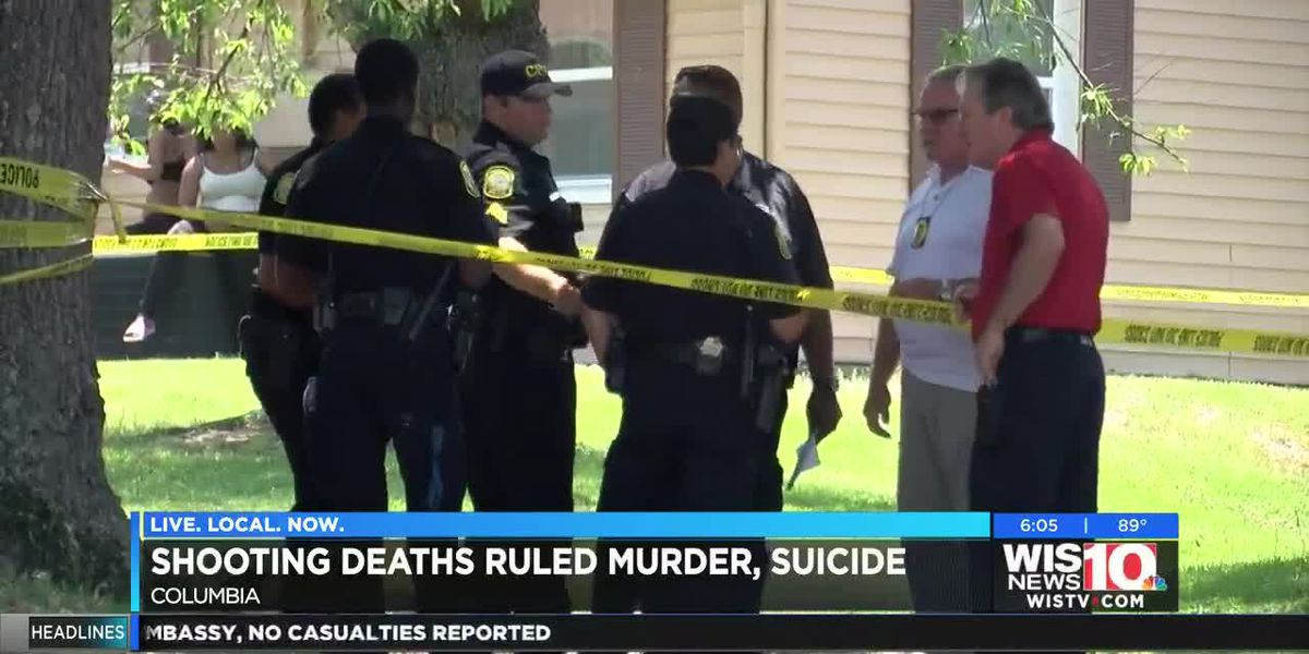 Coroner IDs victims in murder-suicide at Columbia apartment