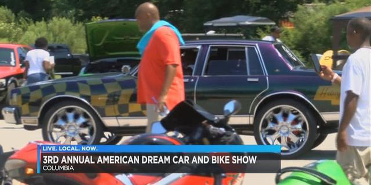 Dream Car and Bike Show raises donations for charity