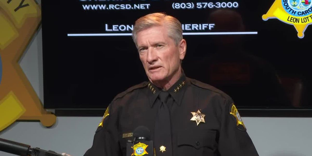 VIDEO: Sheriff Lott gives update on fatal Columbia shooting