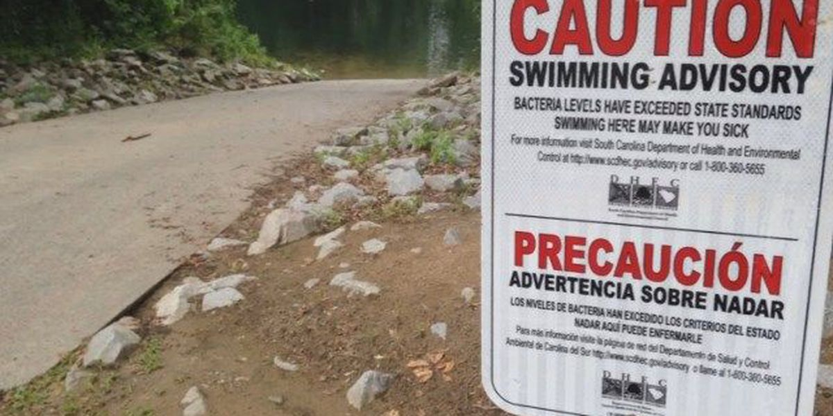 DHEC issues swimming advisory for the Saluda River