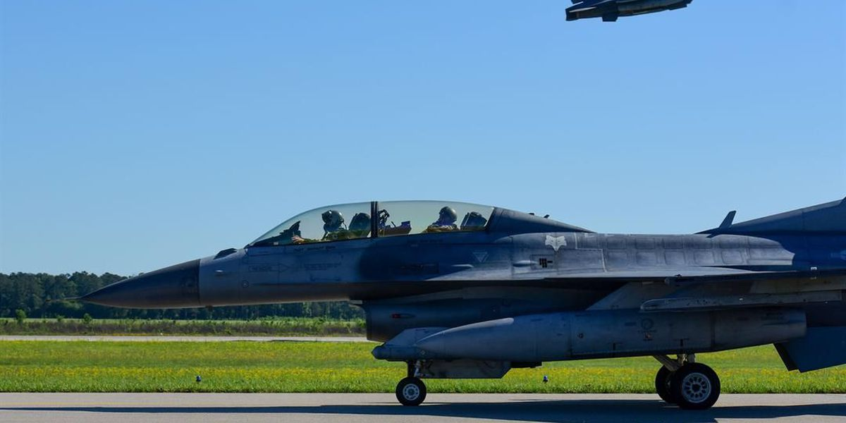 TAKE FLIGHT: Facts about the F-16 Fighting Falcon