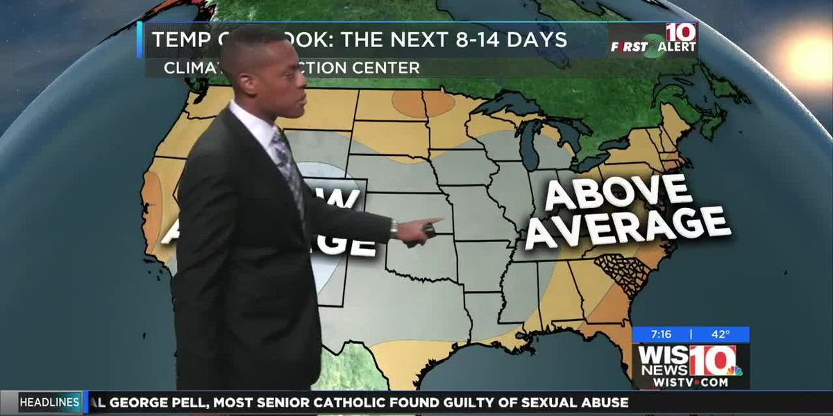 Dominic Brown's October 12th Forecast