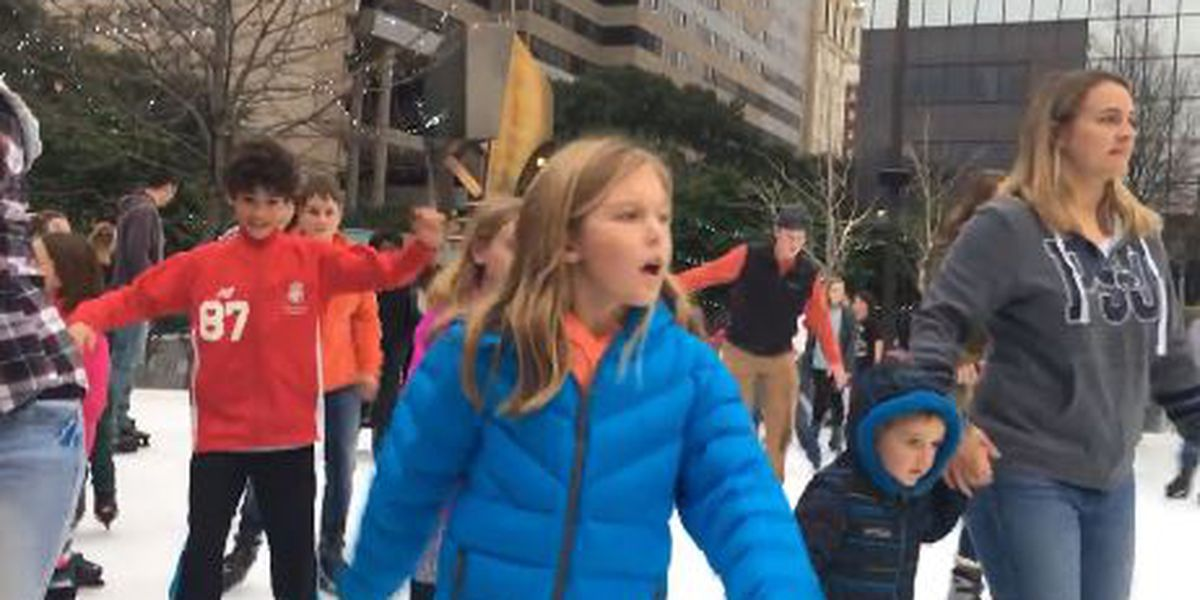City puts Holiday Ice skating...on ice, for now