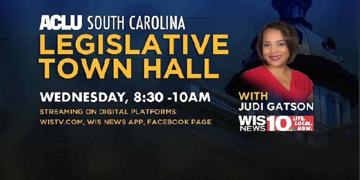 WATCH LIVE: ACLU South Carolina Legislative town hall at the Statehouse