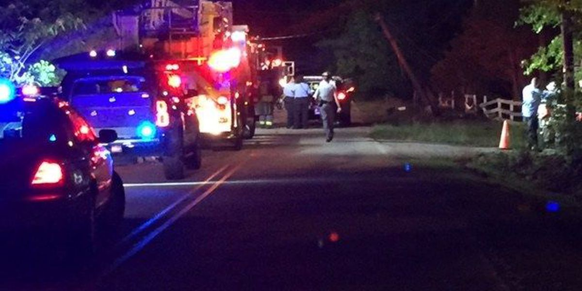 HP: Driver ejected in fatal crash near I-77