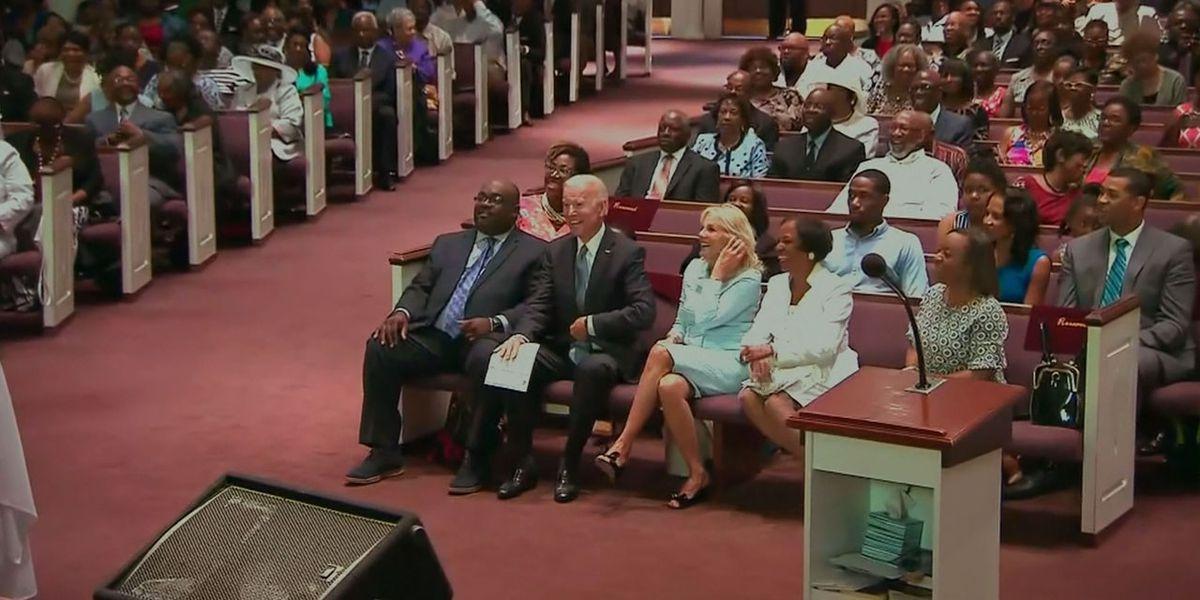 First Lady Jill Biden's prayer partner in the Midlands to pray at 59th Inaugural Prayer Service