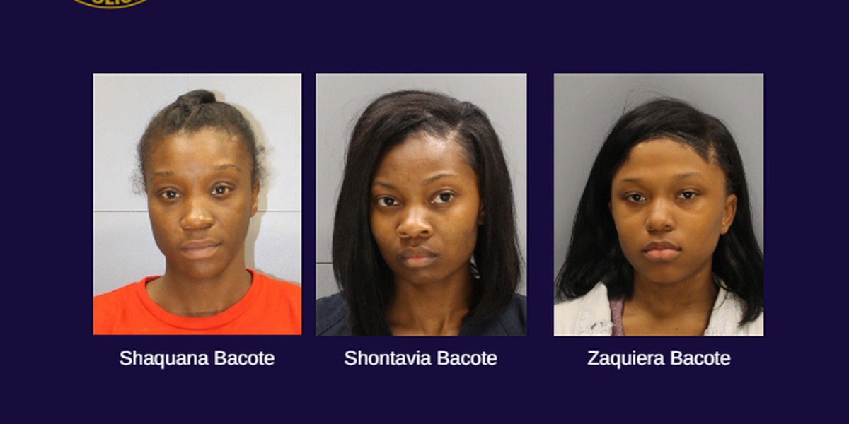 Police: Trio of sisters assaulted girl, 12, over 'previous disagreement'