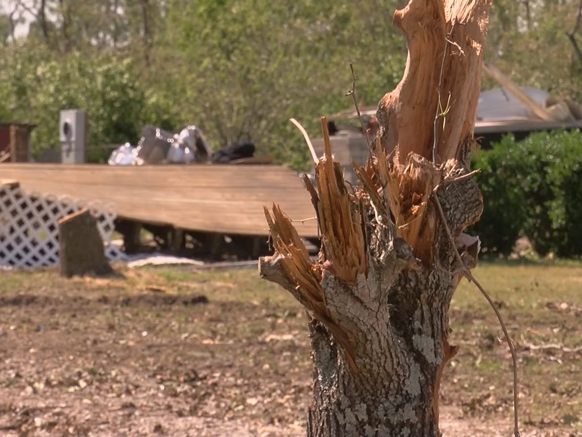 Orangeburg Co. braces for weather with the lessons from April