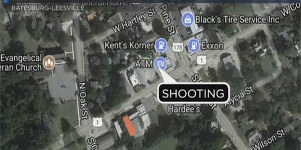 Suspect in custody after shots fired at Lexington Co. convenience store
