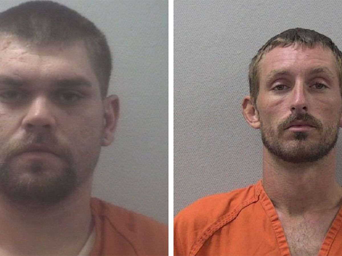 Officials: Man shot after breaking into Lexington home, two arrested