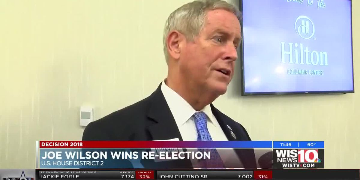 Wilson wins U.S. House District 2 race