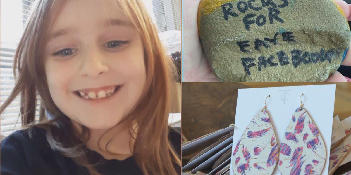 6-year-old Faye Marie Swetlik remembered around the world