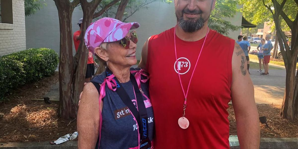 'Speed for need' helps women with cancer finish 5k