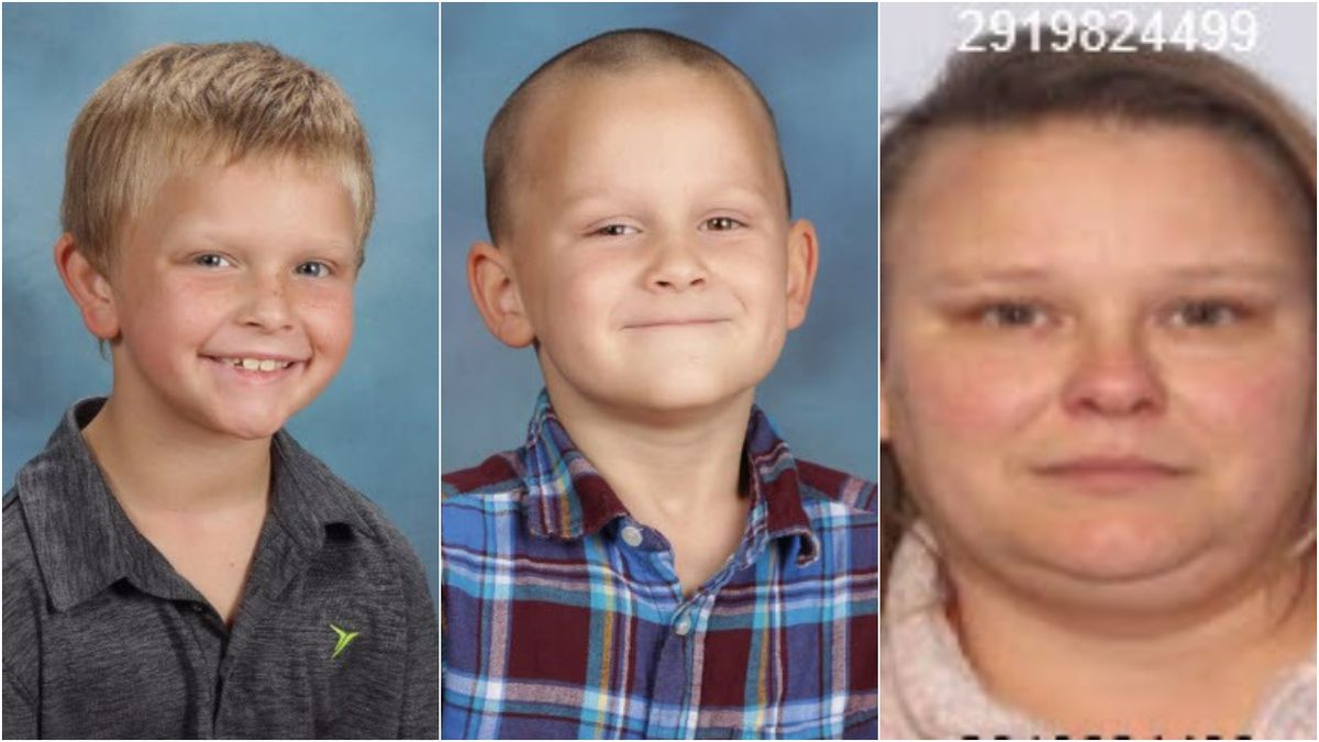 Authorities seek pair of missing boys from Aiken, woman wanted for questioning