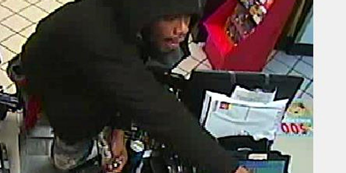 Sumter Police looking for one of four people involved in convenience store armed robbery