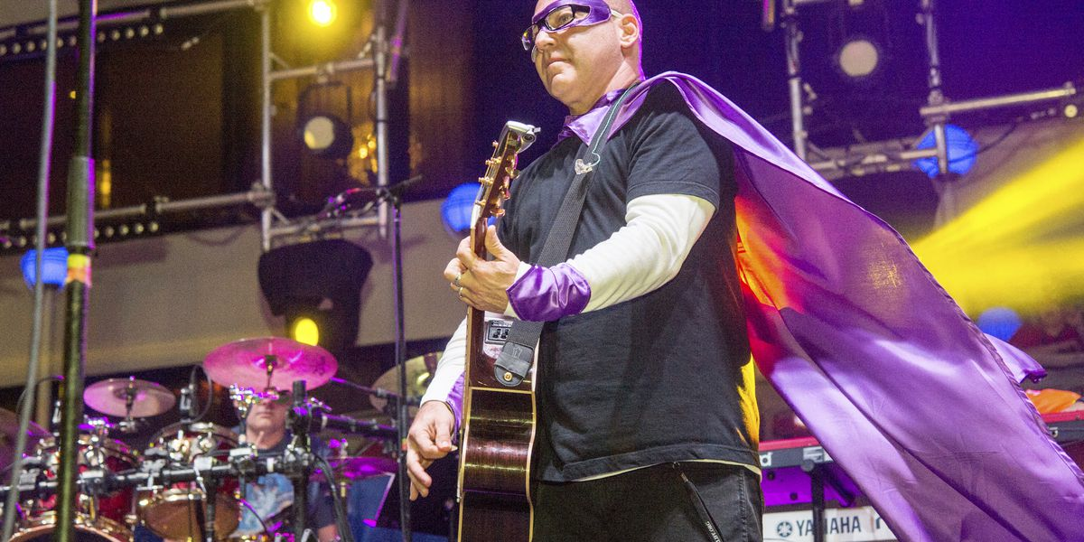 'Today would've been 17 years sober': Sister Hazel lead vocalist talks about his path back to recovery