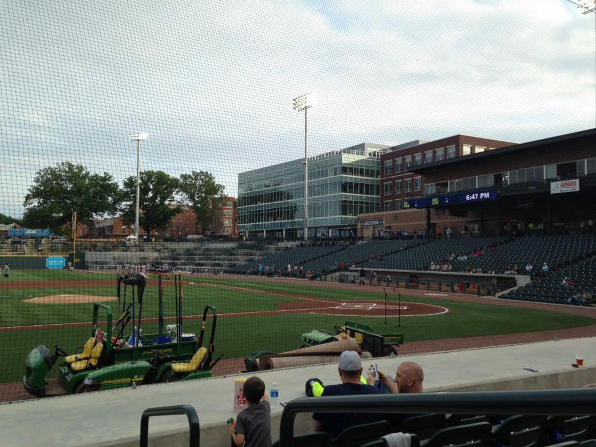 Home of Columbia Fireflies is now Segra Park