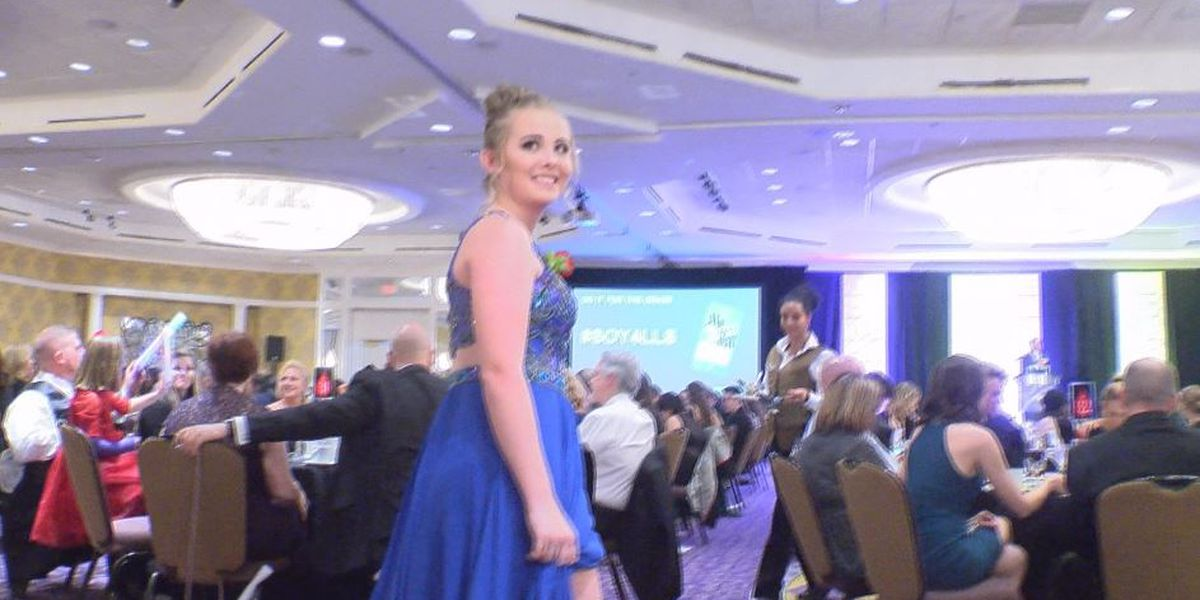 Teen raises cancer funds that could now help save her own life