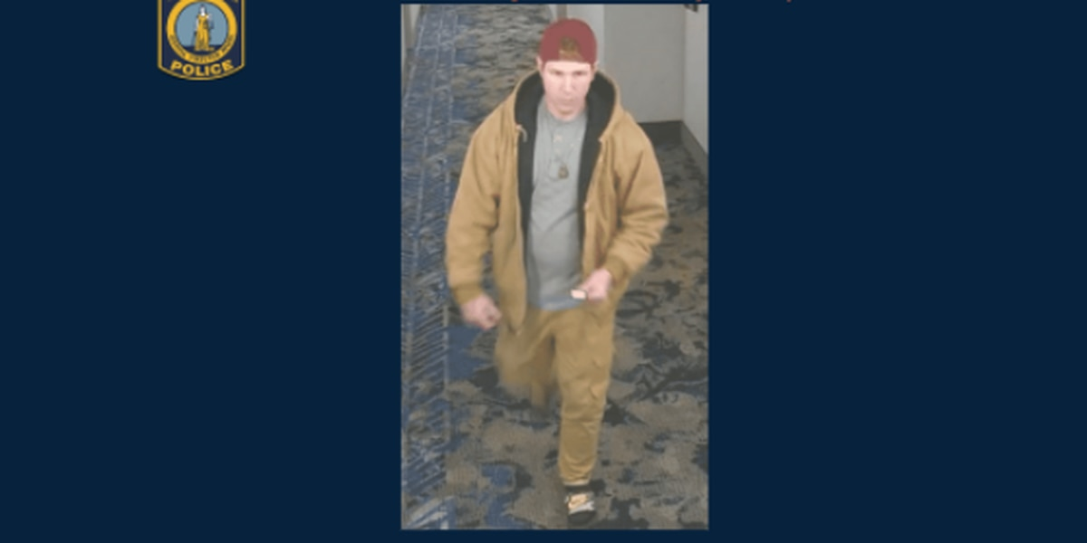 CPD searching for suspect who stole $3k worth of tools from truck