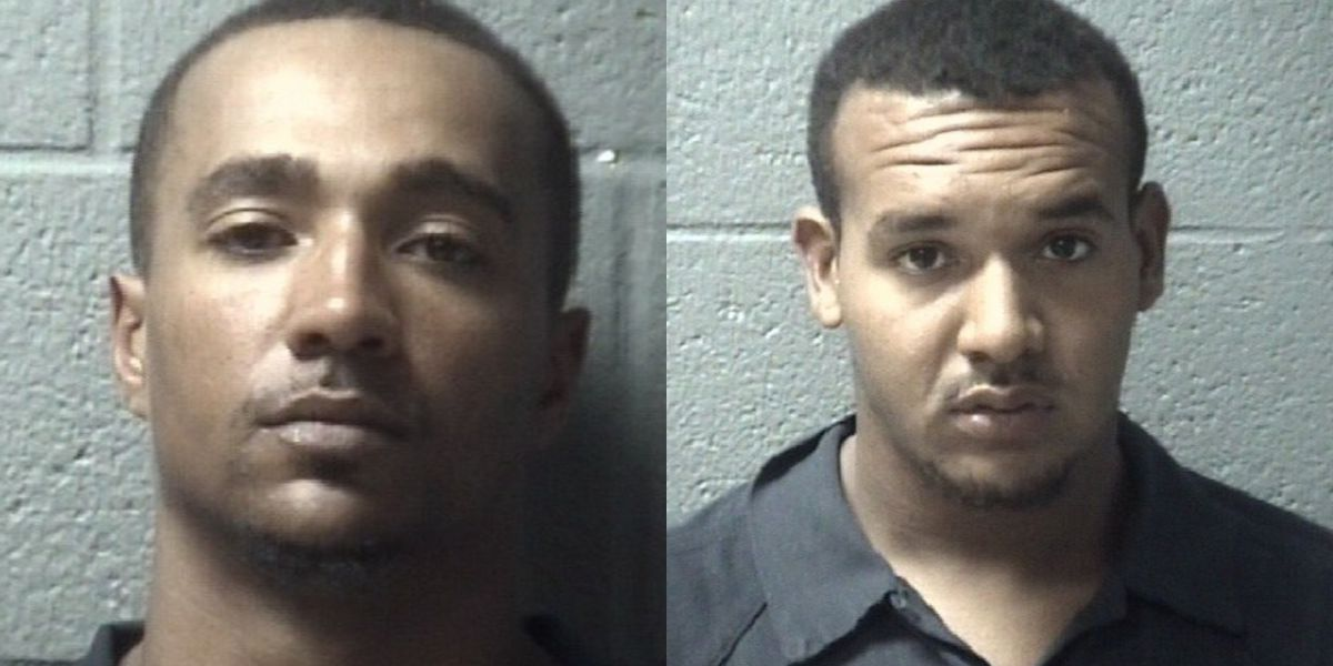 Bond denied for pair of men arrested in connection with weapons burglary