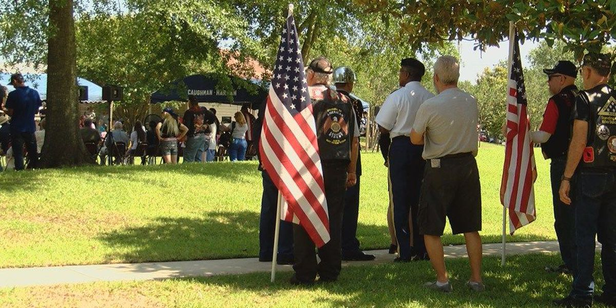 Community remembers soldiers who sacrificed lives for freedom
