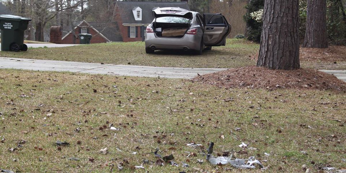 Irmo Police lead on brief chase after attempting to stop stolen vehicle
