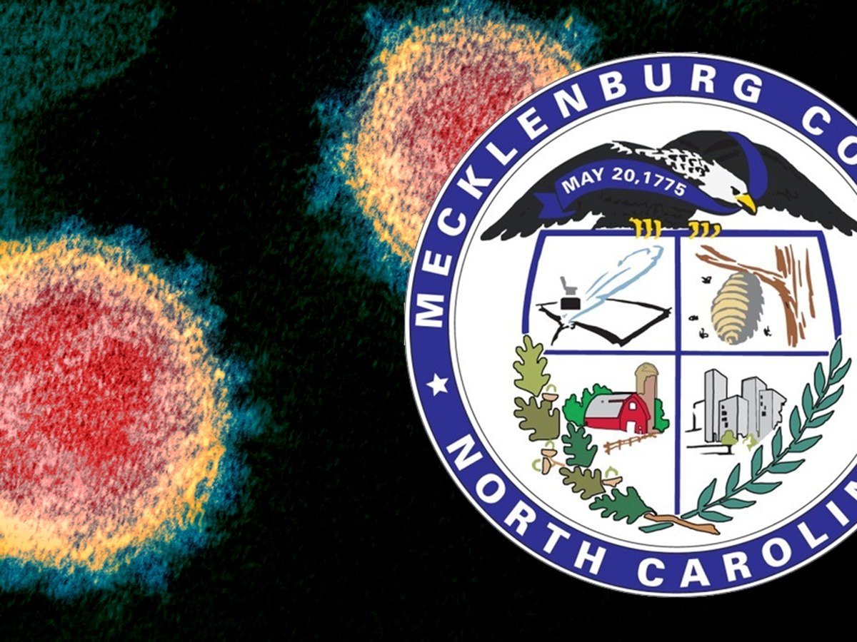 Four first responders test positive for COVID-19 in Mecklenburg County