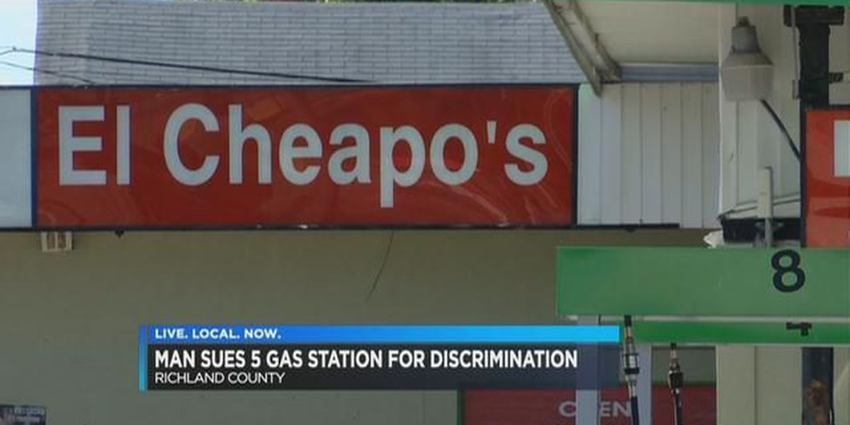 Gas station manager: Customer in discrimination lawsuit 'should have come to us'