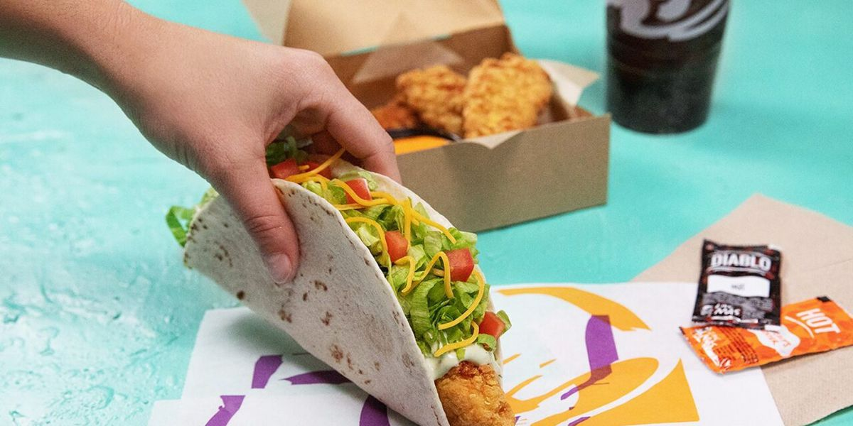 "Taco Bell giving away free tacos to say ""thank you"" during coronavirus pandemic"