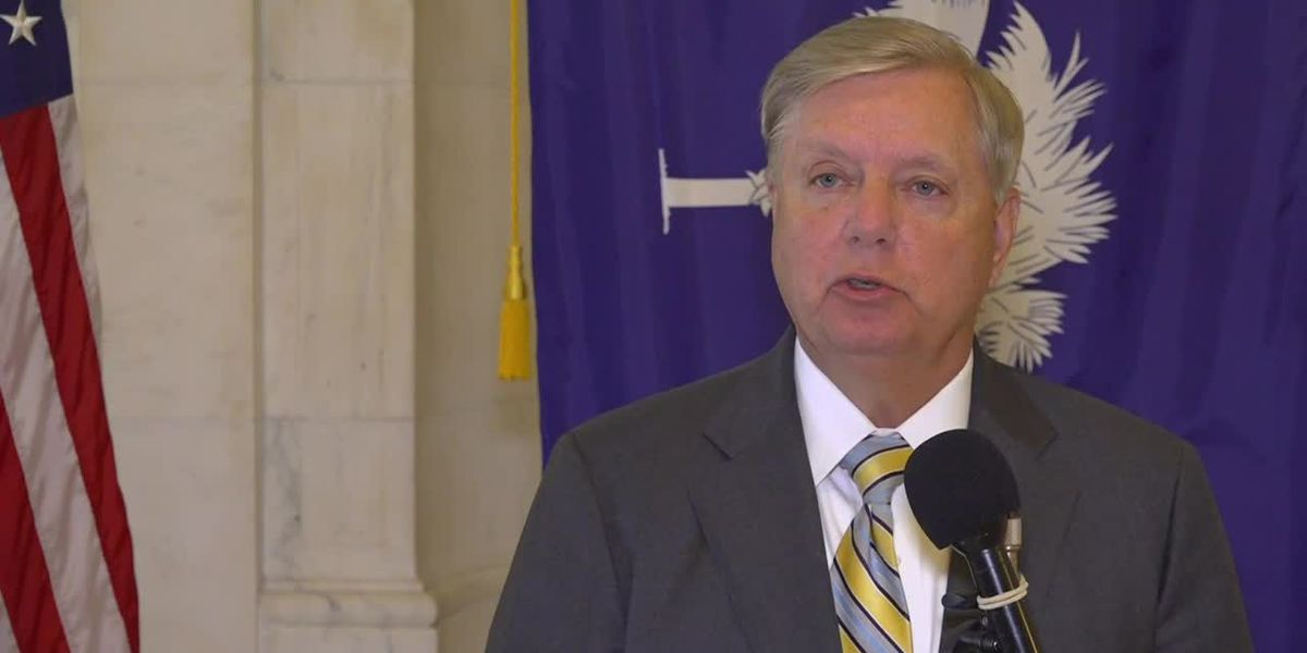Sen. Graham says Orangeburg medical manufacturer is ultimate 'Made in America' story