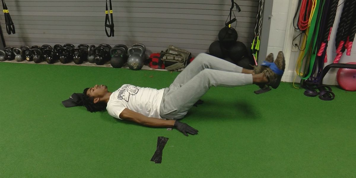 Athletes adapt to new training, physical health reality