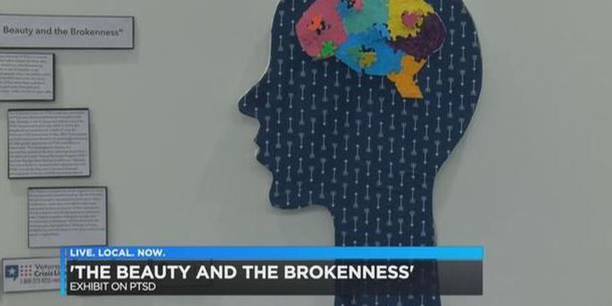 The Beauty and the Brokenness: Living with PTSD