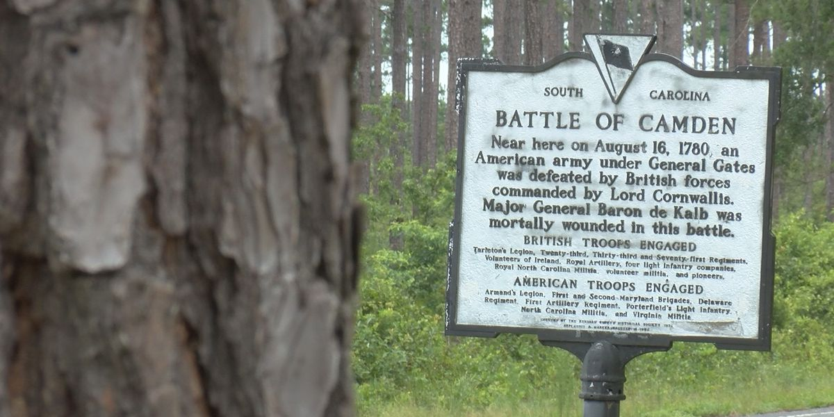 Organization looks to preserve areas where S.C. played pivotal role in American Revolution