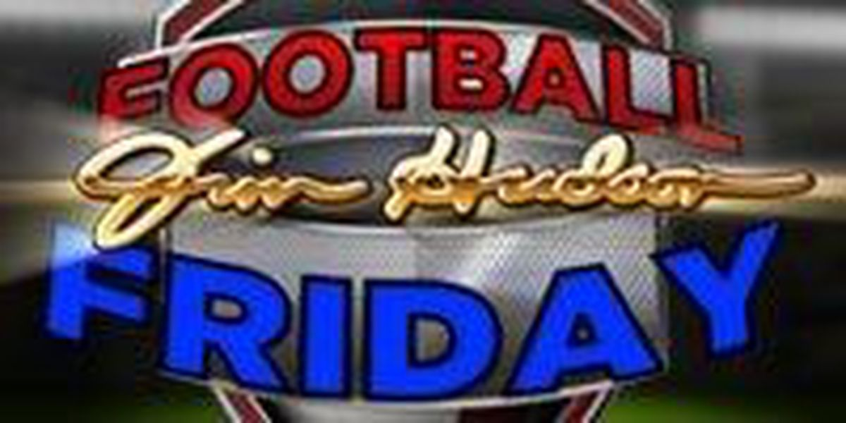 It's Football Friday! Here is your scoreboard!