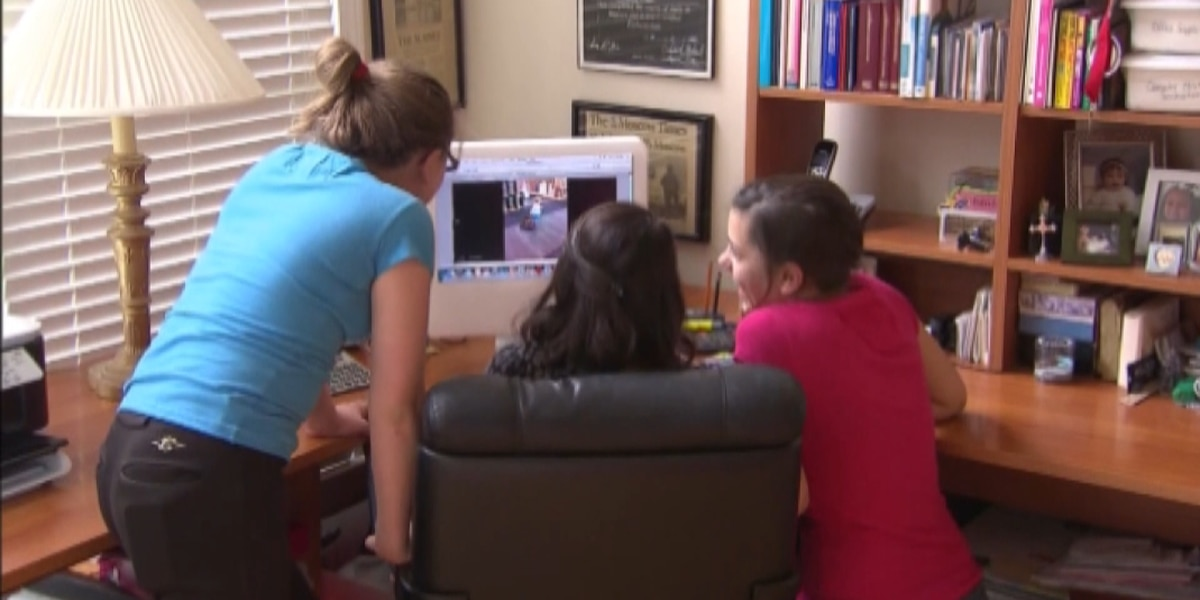 Teachers, students and parents still adjusting to remote learning as school year nears its end