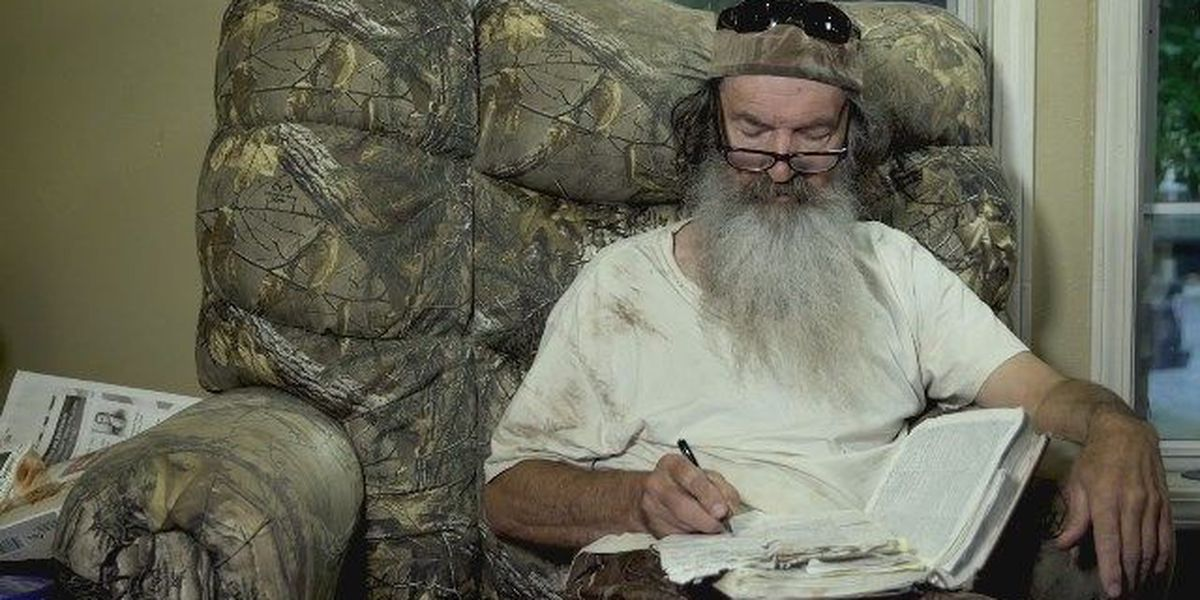 'Duck Dynasty' patriarch endorses John Warren for governor