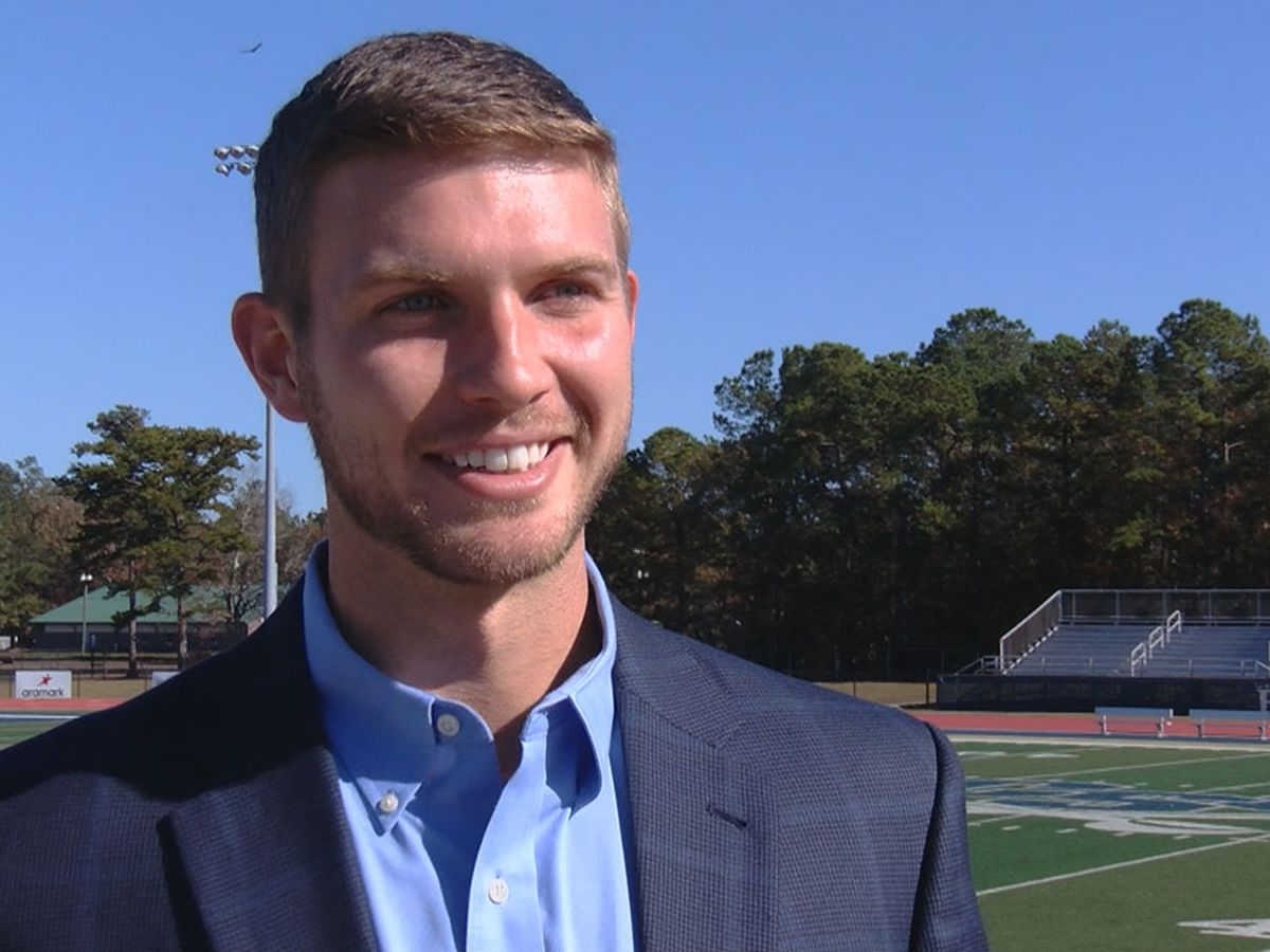 Former Jim Hudson Football Friday scholarship winner shares lessons learned through football