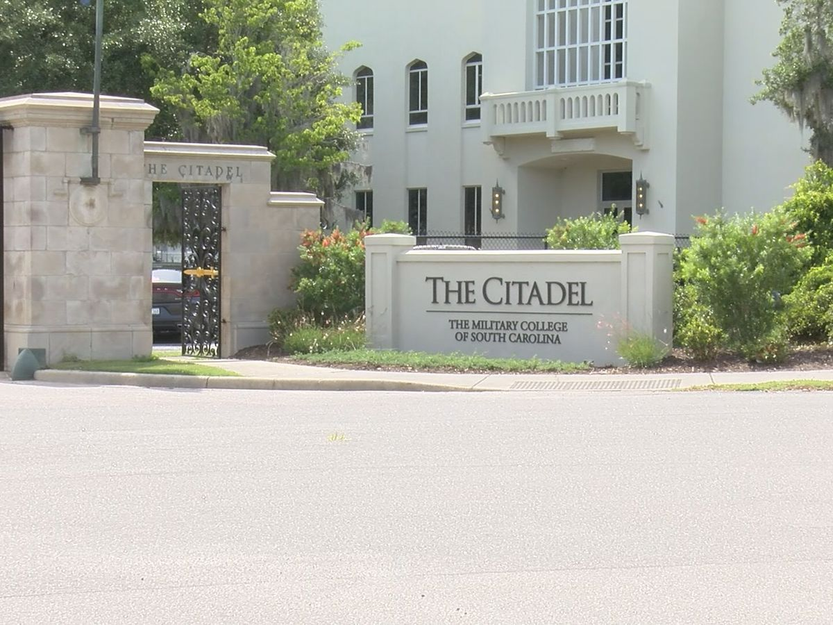 The Citadel reports 3 new COVID-19 cases
