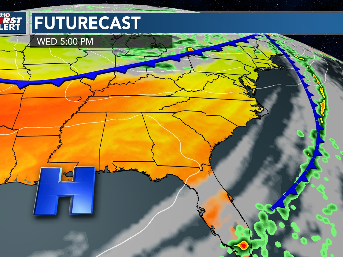 FIRST ALERT: Sunny & Cooler Today, then a brief warm-up tomorrow