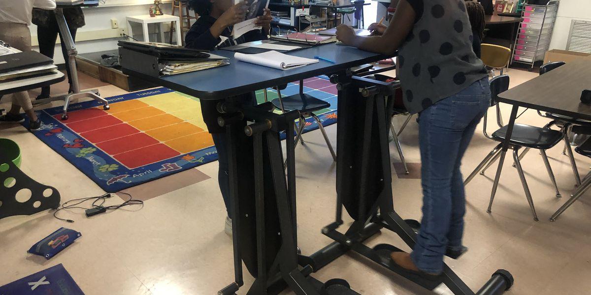 Hyatt Park Elementary utilizes action-base learning for students