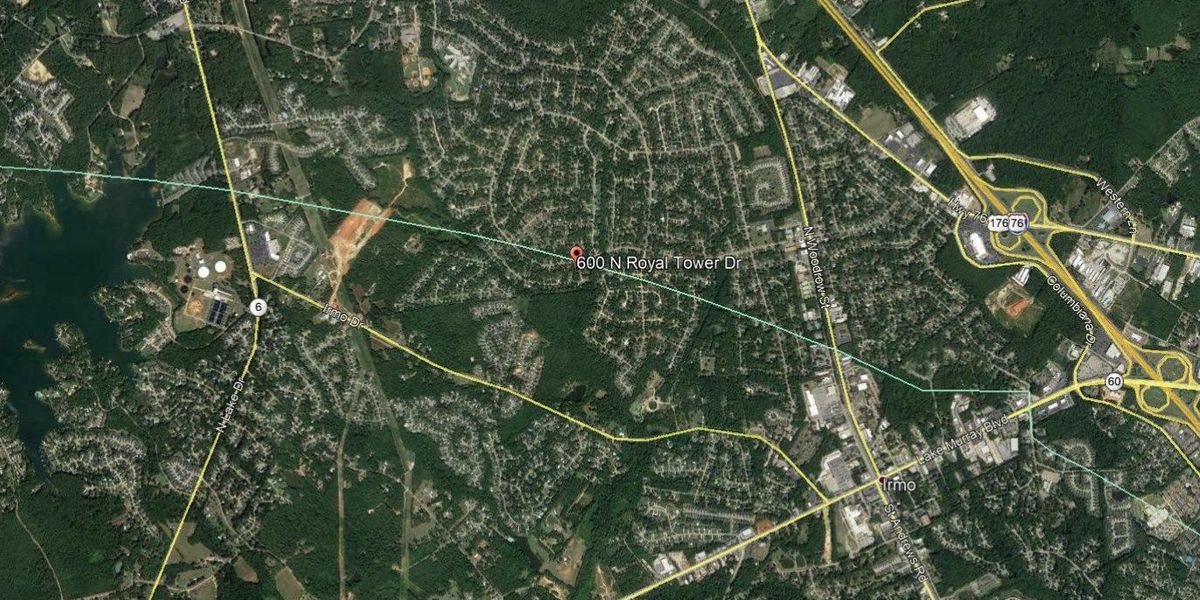 Man, 53, dead after motorcycle crashes into parked car in Irmo